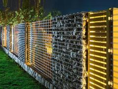 Od siatek architektonicznych do ogrodzeń gabionowych - rozwiązania dla współczesnej architektury