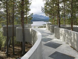 Architektura w krajobrazie. 5 punktów widokowych, które musisz odwiedzić
