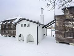 Stara Wyłuszczarnia w Czarnej Białostockiej