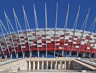 Forma wynika z lokalizacji - o projekcie Stadionu Narodowego Zbigniew Pszczulny