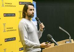 Maciej Siuda o pawilonie Devebere [FILM]