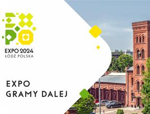 EXPO jednak w Łodzi!