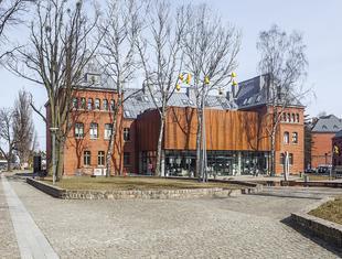 Nowa dzielnica krótkich odległości – o koncepcji gdańskiego Garnizonu Marcin Woyciechowski