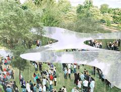 Serpentine Gallery Pavilion 2010 według Jeana Nouvela
